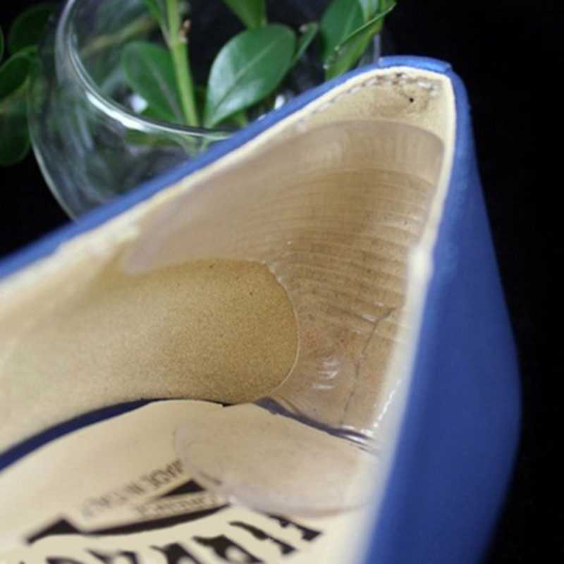 1 pairs Na Hak Onzichtbare Silicagel Stickers Transparante Schoen Pad Inlegzolen zelfklevende Voetverzorging