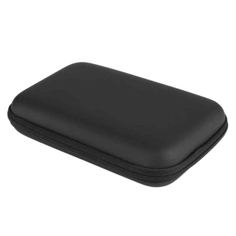 EVA PU Hard Shell Carry Case Tas Cover Pouch voor 3.5 Inch Harde Schijf