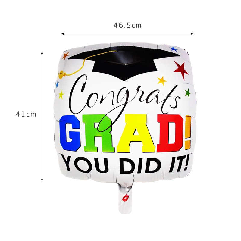 Detail Feedback Questions about Graduation Balloons Graduation Gift