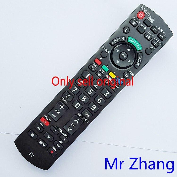 Original remote control N2QAYB000352 for Panasonic TH-P50G10A TH-P50X14A TH-P54S10A TH-P42X10A TH-P42X14A TH-P46G10A LCD TV panasonic th 42pf50er
