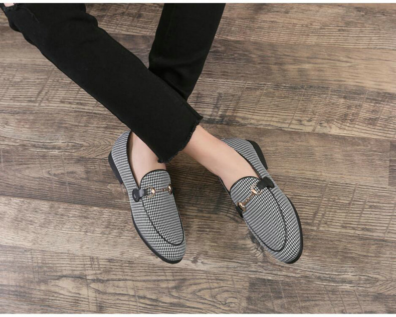 Men Casual Shoes'Breathable Denim Men Casual Shoes Size 48 Boat Shoes' Mens Shoes Casuals Canvas Slip On Mens Loafers Classic (7)