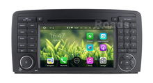 Quad core Android 5.1.1 Car DVD Player Radio for Benz R Class W251/R280/R300/R320/R350/R500 with GPS WiFi BT CANBUS