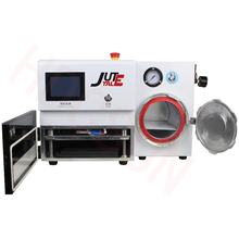 KO MAX oca laminator machine for iPhone repair With Air bubble remover  Vacuum pump oca lamination machine repair lcd refurbish
