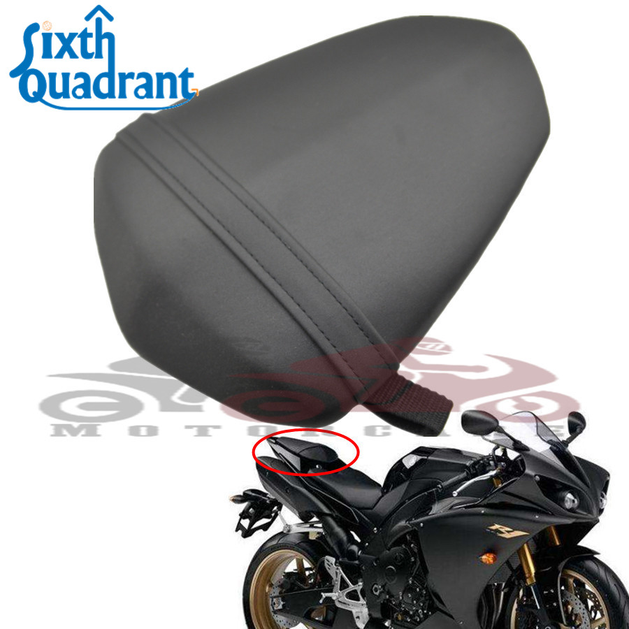 Rear Passenger Seat Pillion for Yamaha YZF R1 YZFR1 2009 2010 2011 2012