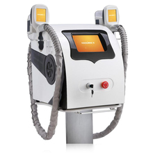 цена 2019 New Arrival 2 Handles Cellulite Remove Technology Fat Freezing Machine Fat Reduction for Salon Use