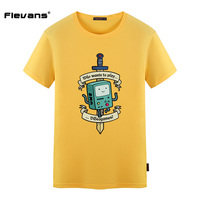 Flevans Brand Mens T Shirt Summer Style Game Anime The Legend Of ZELDA T Shirt Men