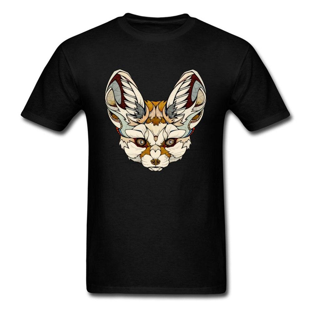 100% Cotton Uomo Tshirt Procione Animale Poker Top T-shirt T Shirt A Manica Corta Europa Giorno Del Ringraziamento Bizzarro Magliette Nero Vestiti