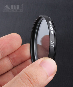 Image 3 - Camera Lens UV Protection Filter 49mm for Canon EF 50mm f/1.8 STM & for Sony E mount 18 55mm f/3.5 5.6 OSS Lens