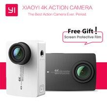 "[International Edition] oryginalny xiaomi yi 4 k a9se xiaoyi sport action camera ambarella kamera 2.19 ""155"" CMOS 12.0MP EIS LDC"