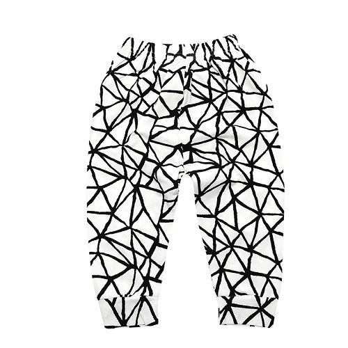 Baby Boys Trousers For Girls Hot Arrival Geometric Pattern PP Pants Newborn Toddler Harem Pants Fashionable Variety Of Pants 16