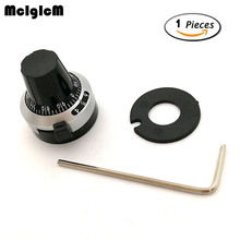 B0058 1sets 3590S precision scale knob potentiometer knob equipped with multi-turn potentiometer