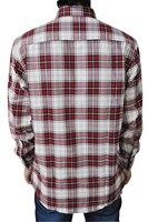 FS Hot BOZE Men Shirts MG46 Non Iron Luxury Slim Fit Long Sleeve Fashion Dress Red