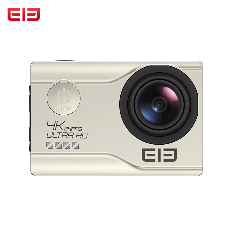 Action Camera Elephone EleCam Explorer Elite 4K WiFi Action Sport Camera 170 Degrees With Novatek 96660 Chipset Waterproof cover sport elite se 2450