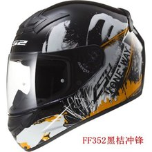 Free shipping 2016 the latest high-end helmet LS2 ff352 drop resistance motorcycle helmet full helmet road helmet