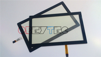 15 inch AccuTouch resistive touchscreens Zero Bezel for 5Wire Resistive touch panel (OB5W15FS)