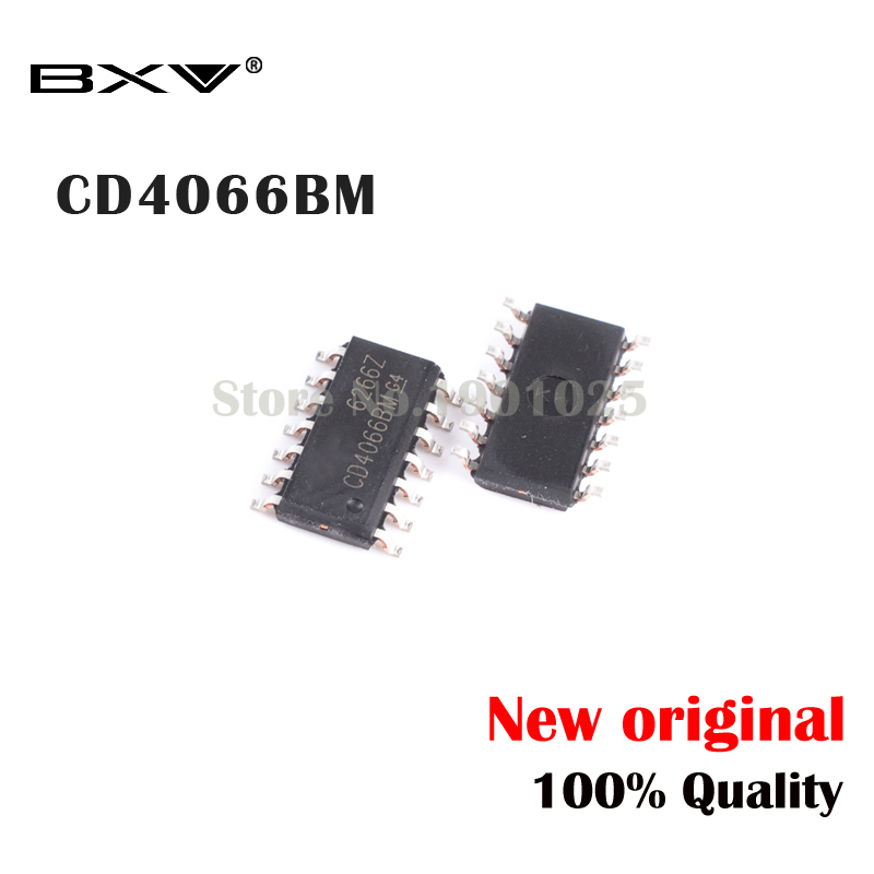 Free Shipping 20PCS CD4066BM SOP-14 <font><b>CD4066</b></font> SOP SMD new original image