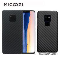 New For Huawei P30 Pro Carbon Fiber Pattern Case Ultra Thin Aramid Fiber Protective Case Cover For Huawei Mate 20 20X 20 Pro