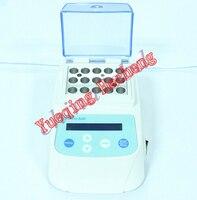 Novo Mini Dry Bath Incubadora Aquecimento MINIB-100 RT + 5 ~ 100 graus C