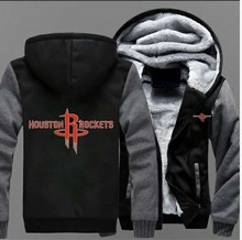 Men's Hooded Casual Brand Hoodies Clothing Wool Liner Mens Winter Thickened Warm Coat Male Rockets Sweatshirts Outwear