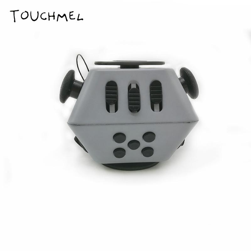 TOUCHMEL Fidget Spinner EDC Stress Toy Hand Spinner, Fidget Cube