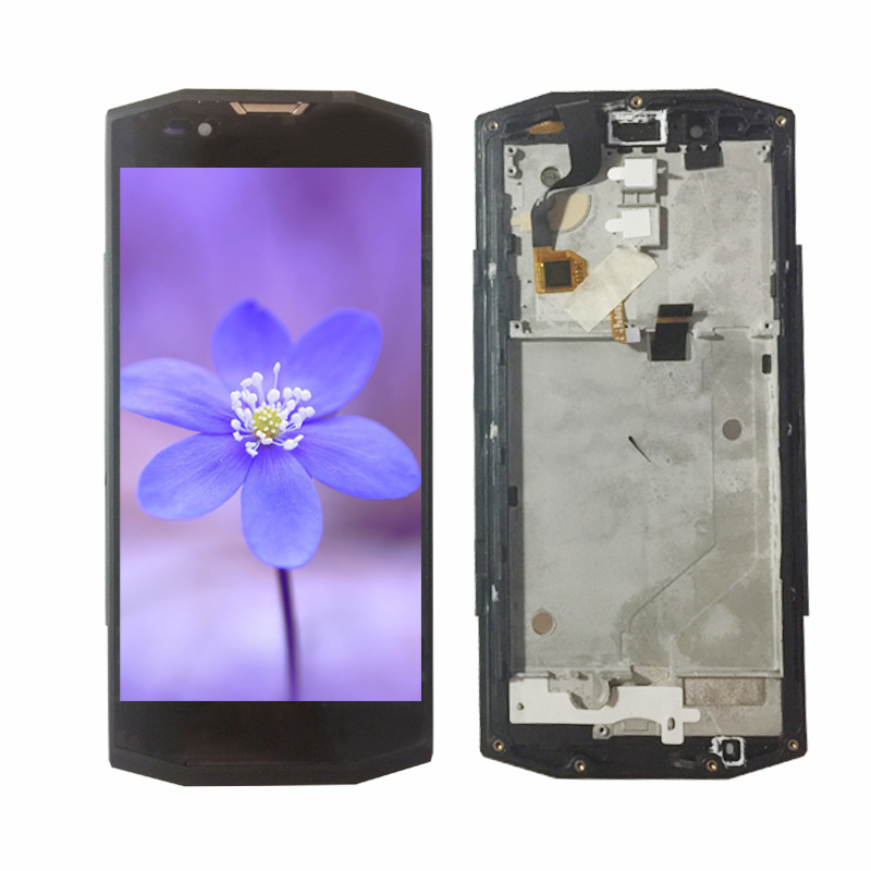 For Blackview BV9000 LCD Display+Touch Screen With Frame Tested Digitizer Glass Panel For bv9000 lcdFor Blackview BV9000 LCD Display+Touch Screen With Frame Tested Digitizer Glass Panel For bv9000 lcd