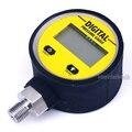 0-25Mpa NPT1/8 3 V affichage numérique pression d'huile jauge hydraulique compteur d'essai de pression pour gaz eau huile Durable