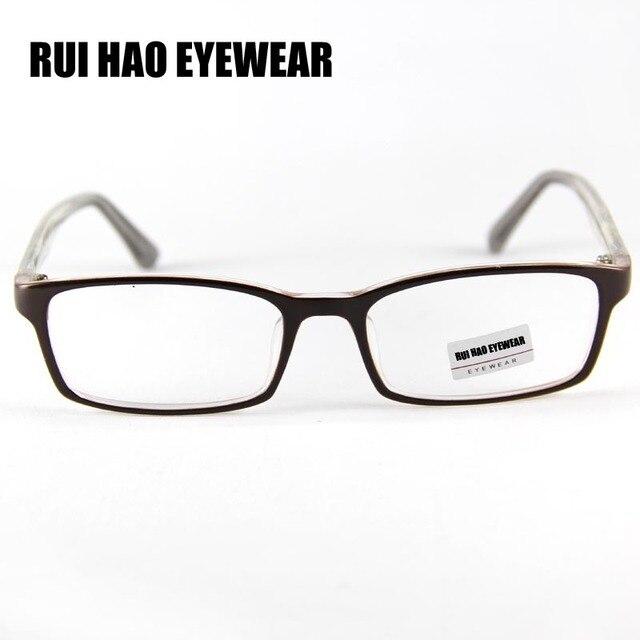 Moda Marcos s hombres Eyewear óptico Marcos decoración gafas mujer ...