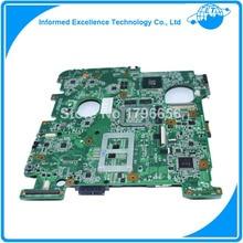 For Asus N43JM N43JQ I3 I5 cpu Laptop motherboard