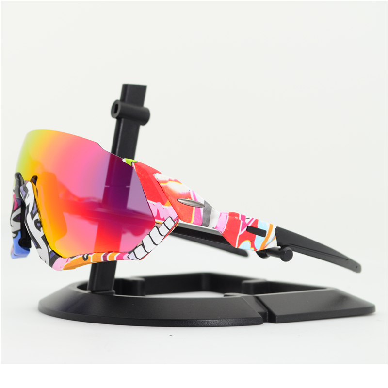 Outdoor Sport Sunglasses Cycling Glasses for Men Women Mountain Bike MTB Bicycle Glasses TR90 Frame Bike Oculos Ciclismo(China)