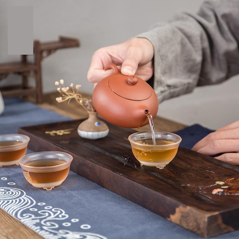 Tee Becher Glas Tee Tasse Einzel Verdicken Master Tassen Chinesischen Stil Master Tassen - 5