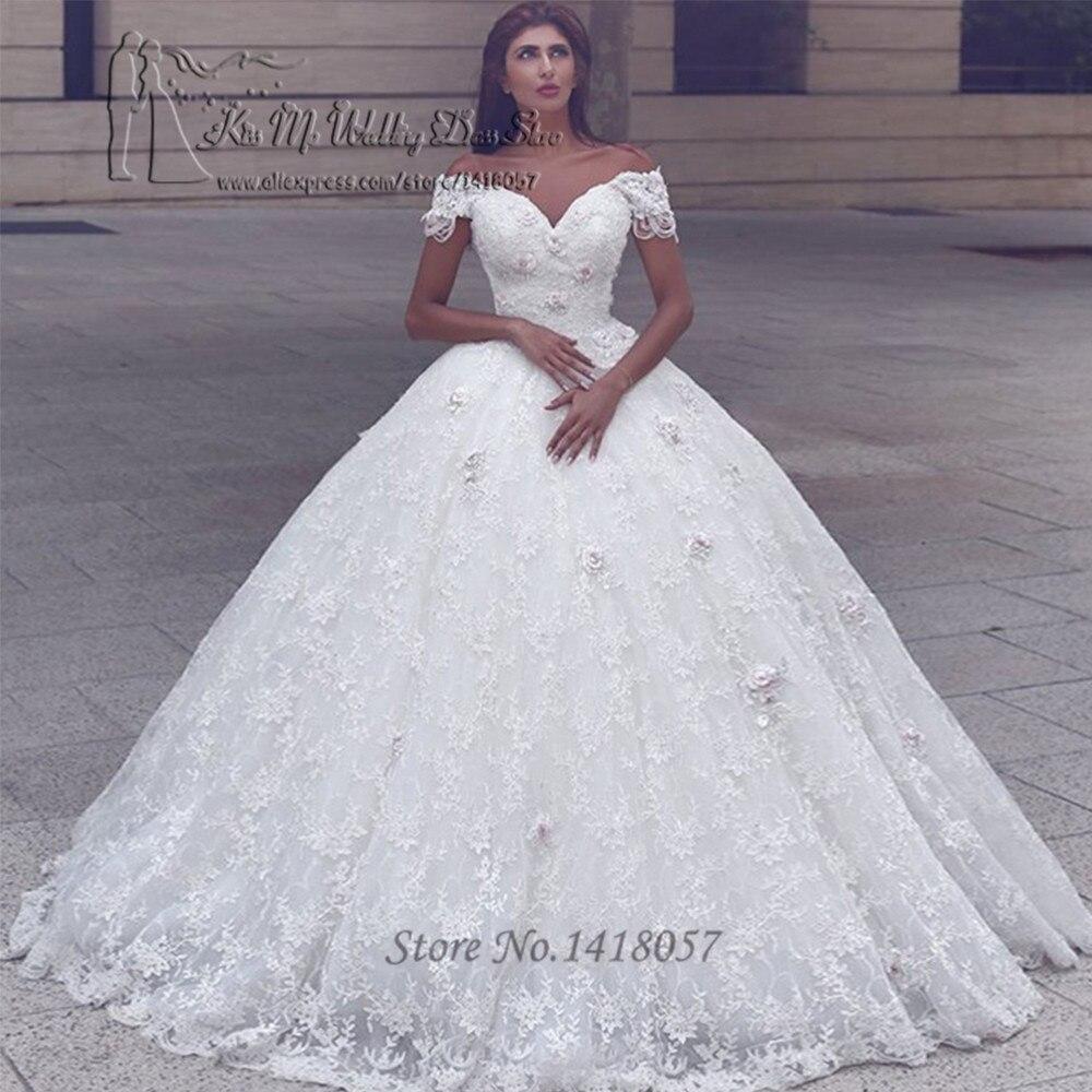 Luxus Indien Brautkleider Türkei Ballkleid Braut Kleid 2017 Spitze ...