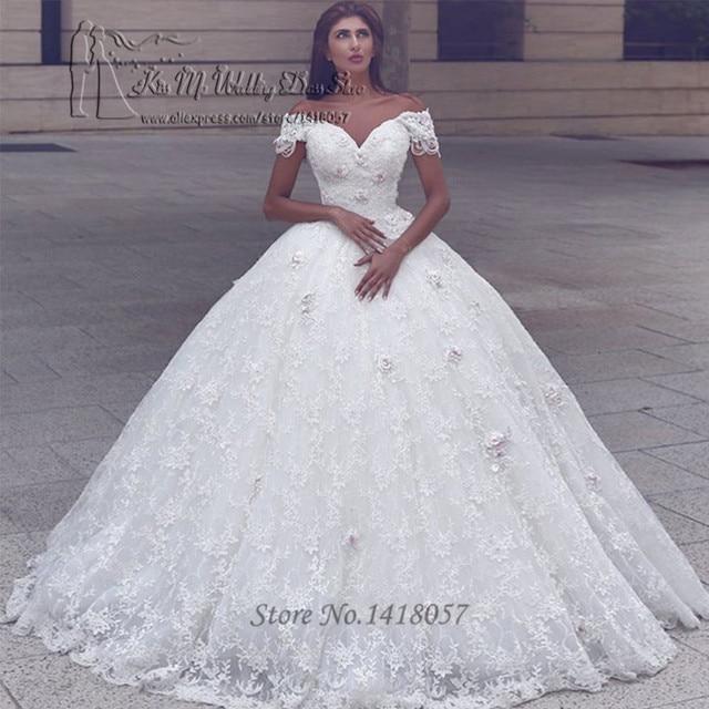 aliexpress: comprar vestidos de boda de lujo de la india turquía
