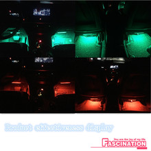 2020 new hot Car RGB LED Strip Light auto parts for daewoo matiz suzuki samurai