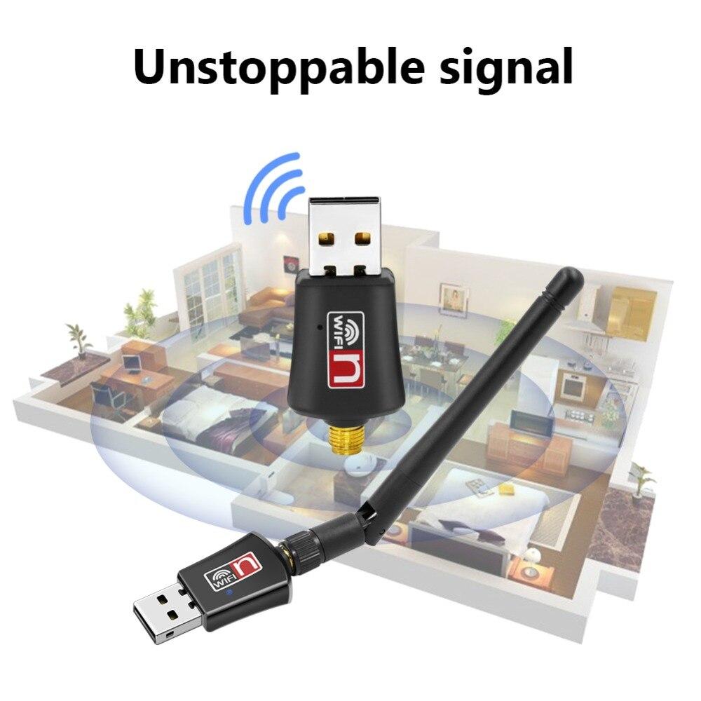 Wifi Adapter USB 2.0 Wifi Antenna TECHKEY Wifi Usb Ethernet 150Mbps Wifi Dongle 802.11 N/g/b Enchufe Wi-fi Usb Lan Comfas Wi Fi