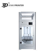 2019 Newest! Assembled JennyPrinter4 Z370 Dual Extruder High Precision And Big Volume 3D Printer Extended For Ultimaker 2 UM2+ 3d printer control board gt2560 support dual extruder power than atmega2560 ultimaker 3