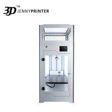 2019 Новинка! Собранные JennyPrinter4 Z370 двойной экструдер высокая точность и большой объем 3D-принтеры расширен для Ultimaker 2 UM2 +