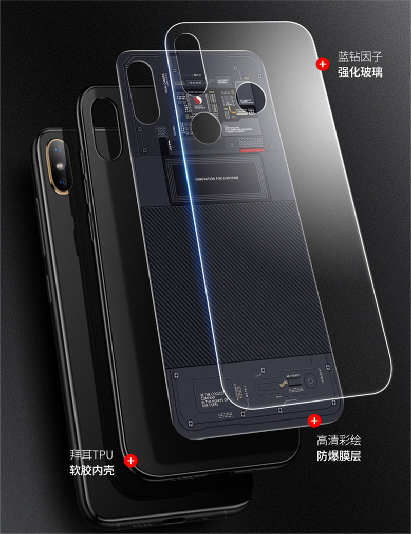 Aixuan Tempered Glass Phone Case (2)