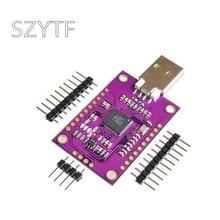Cjmcu FT232H Hoge Snelheid Multifunctionele Usb Naar Jtag Uart/Fifo Spi/I2C Module