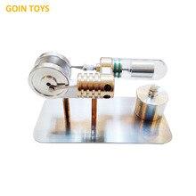 Двигатель Стирлинга Модель двигателя креативные игрушки подарок на день рождения научные эксперименты