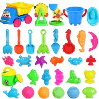 Free Shipping Bath Toy Beach Tool Hourglass Sand Tools Beach Toy Set Children S Toys Shovel
