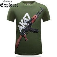 men 3d t shirt military csgo t-shirts Soldiers print tees army short sleeve cotton tops casual shirt 3D fashion summer