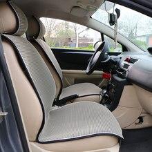 רכב אחורי אוורור רשת רכב מושב אחורי כרית/קיץ מחצלת מושב יוקרה יוקרה/בדרגה גבוהה לנשימה מושב כיסוי