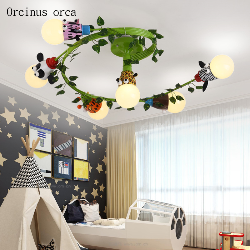 Collection Here Qiseyuncai Childrens Room Personality Super Thin Acrylic Cartoon Star Led Eye Protection Ceiling Lamp Boy Girl Bedroom Lighting Ceiling Lights