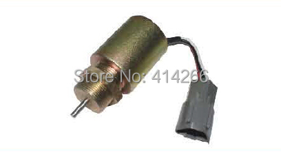 ФОТО Wholesale Fuel shutdown stop solenoid valve 1751ES SA3627, 49874 for  223D engine,12V