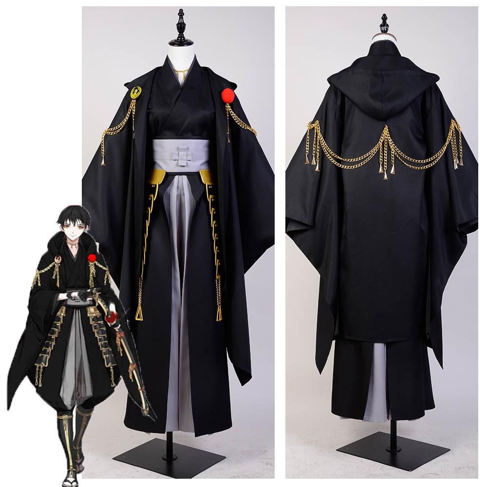 Touken Ranbu Tsurumaru Kuninaga Cosplay Costume For Men Kimono Halloween Costume