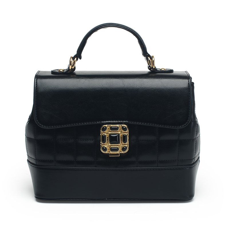 Brands Vintage Cover Lock font b Women s b font Handbag Designer Quality PU Leather Flap