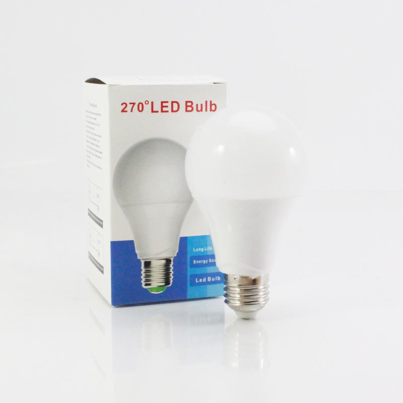 Focos Led Lamps 80-240v 3w5w7w9w12w15w LED bulb Light Smart For Ic Real Power High Brightness dimmerable