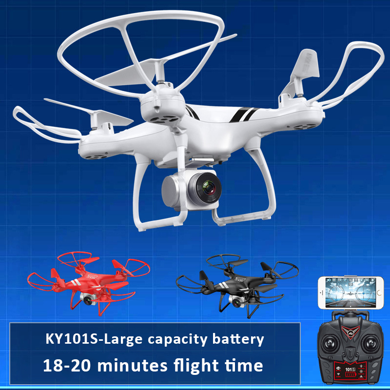 RC Камера Drone Wi-Fi FPV мини удаленного Управление вертолет с 0.3Mp HD Камера высота Удержание оптического потока Безголовый Радиоуправляемый квадр...