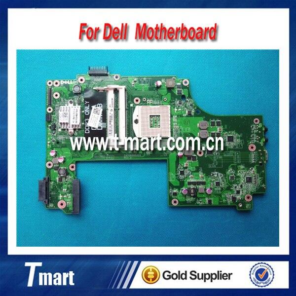 100% working Laptop Motherboard for Dell N7010 GKH2C DA0UM9MB6D0 System Board fully tested накладка на задний бампер лист шлифованный надпись qashqai сборка рф тсс nisqashspb15 27 для nissan qashqai 13