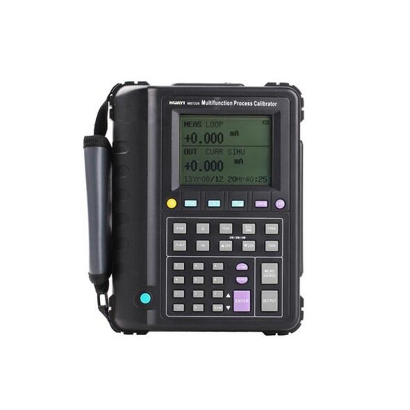 Многофункциональный калибратор RTD и термопары MS7226 постоянного тока и измерения напряжения постоянного тока